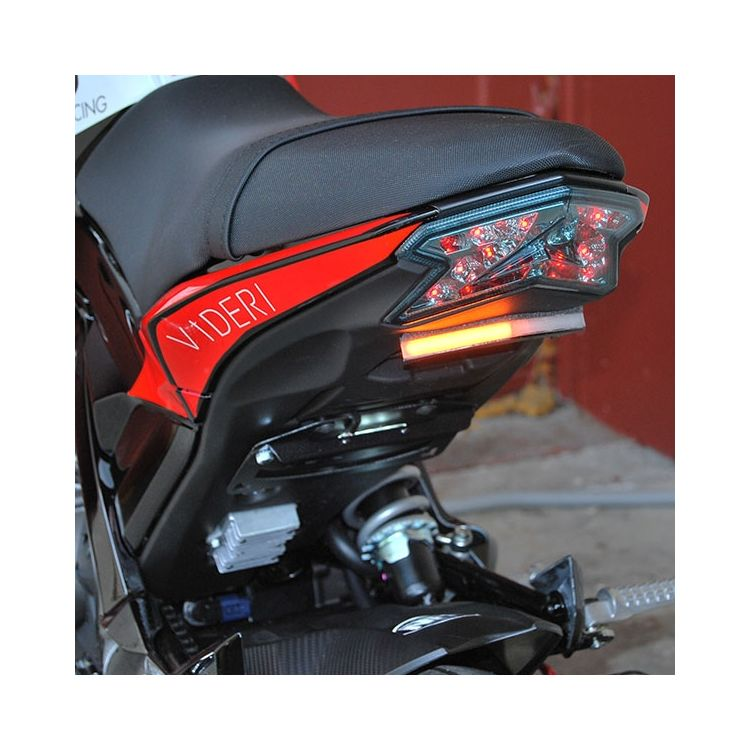 New Rage Cycles LED Fender Eliminator Kawasaki Z125 Pro 2017-2020