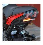 New Rage Cycles LED Fender Eliminator Kawasaki Z125 Pro 2017