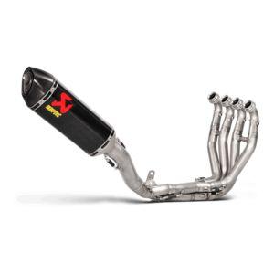 Akrapovic Racing Exhaust System Kawasaki ZX10R 2016-2018