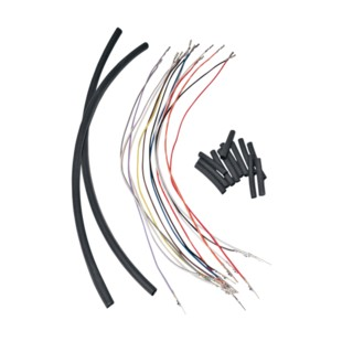 Namz Ready-To-Install Handlebar Extension Harness For Harley Touring 2007-2013