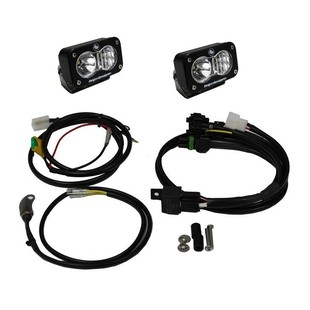 Baja Designs S2 Pro LED Lighting Kit KTM 1190 / 1290 Adventure 2013-2016