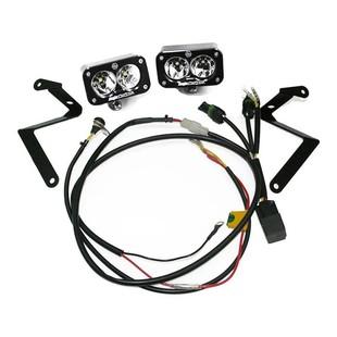 Baja Designs S2 Pro LED Lighting Kit BMW G650X Challenge / Country / Moto 2007-2009