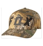Fox Racing Realtree Foxhead Flexfit Hat