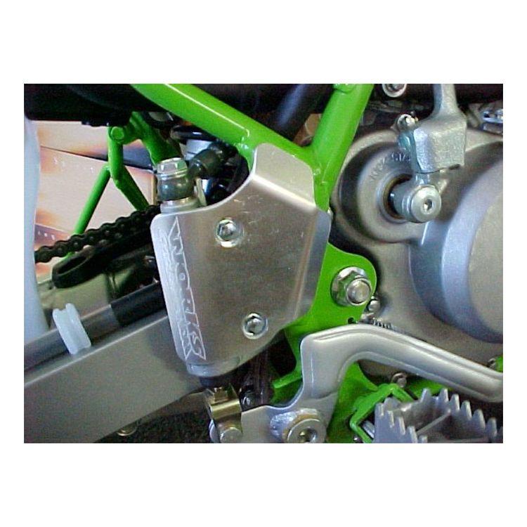 Works Connection Frame Guards Kawasaki KX65 / Suzuki RM65 2000-2020