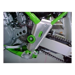 Works Connection Frame Guards Kawasaki / Suzuki 80cc-100cc 1998-2013