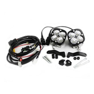 Baja Designs Squadron Pro LED Lighting Kit BMW R1200GS / Adventure 2004-2012