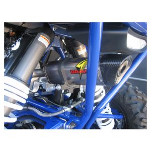 Graves Hexagonal Slip-On Exhaust Yamaha YXZ1000R 2016-2019