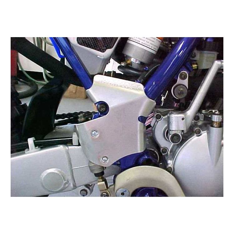 Works Connection Frame Guards Yamaha YZ125 / YZ250 2002