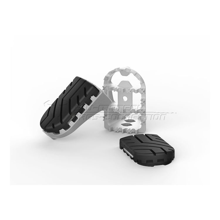 SW-MOTECH On-Road / Off-Road Footpegs Honda Africa Twin / XL600V / XRV750