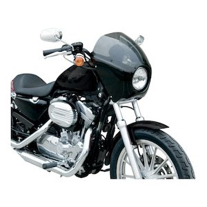 Arlen Ness Direct Bolt-On Fairing For Harley XL1200N Nightster 2007-2012 Paintable [Previously Installed]