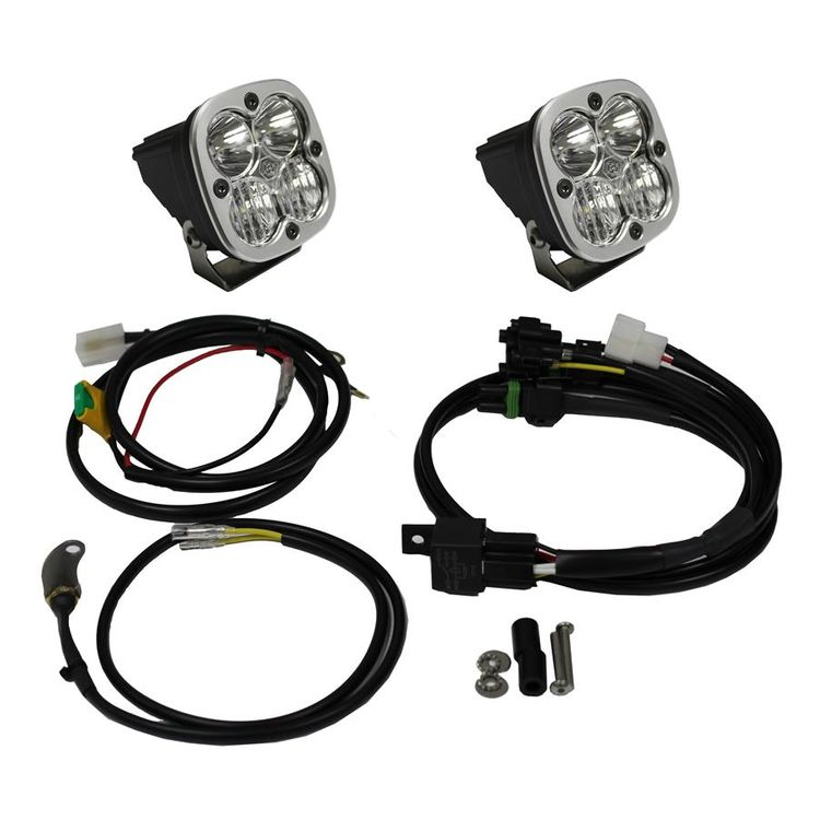 Baja Designs Squadron Sport LED Lighting Kit KTM 1190 / 1290 Adventure 2013-2016