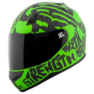 Speed and Strength SS700 Rage With The Machine Helmet
