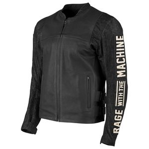 Speed and Strength Rage With The Machine Jacket
