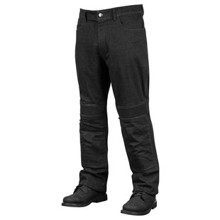 Speed and Strength Rage With The Machine Leather/Denim Jeans