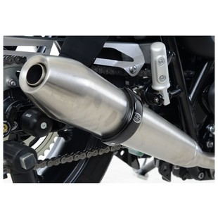 R&G Racing Exhaust Protector Triumph Bonneville Street Twin 2016-2017