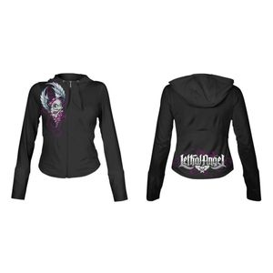 Lethal Threat Girls Skull Women's Hoody
