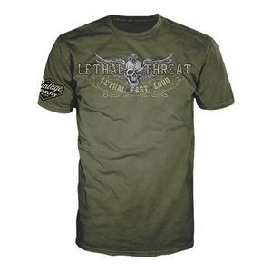 Lethal Threat Taste My Venom T-Shirt