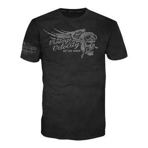 Lethal Threat Cigar Skull T-Shirt