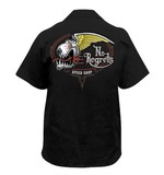 Lethal Threat No Regrets Speed Shop Shirt