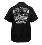 Lethal Threat Kustom Motorcycles Shirt