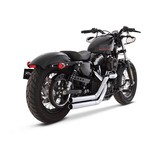Rinehart Cross Backs Exhaust For Harley Sportster 2004-2013