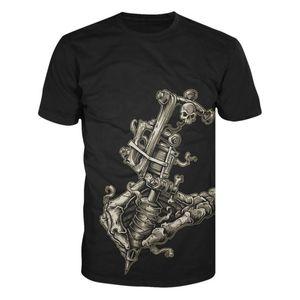 Lethal Threat Tattoo Gun T-Shirt