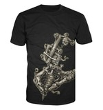 Lethal Threat Tattoo Gun T-Shirt