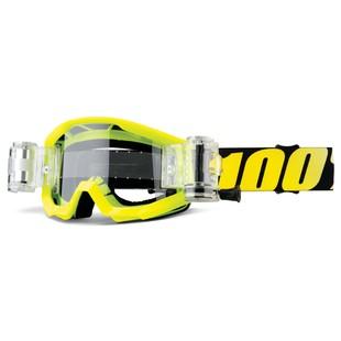 100% Youth Strata Mud Goggles