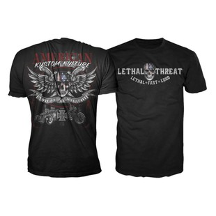 Lethal Threat Love It Or Leave It T-Shirt