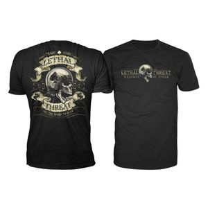 Lethal Threat Road To Ruin T-Shirt
