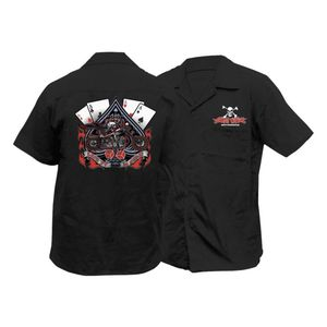 Lethal Threat Let It Ride Shirt