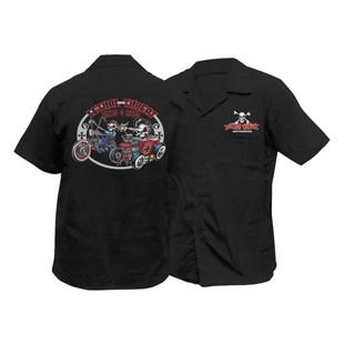 Lethal Threat Bikes N Rods Shirt