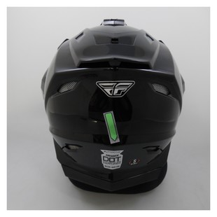 Fly Racing Trekker Helmet Black / SM [Blemished - Very Good]