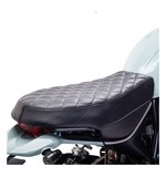 Corsa Moto Diamond Stitch Seat Ducati Scrambler 2015-2016