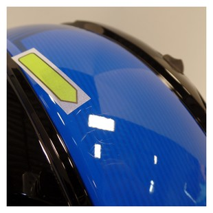 Icon Alliance GT Primary Helmet Blue / 3XL [Blemished - Very Good]