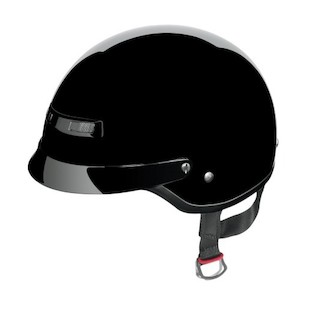 Z1R Nomad Helmet Black / XS [Blemished - Very Good]