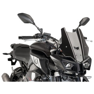 Puig Racing Windscreen Yamaha FZ-10 2016-2017