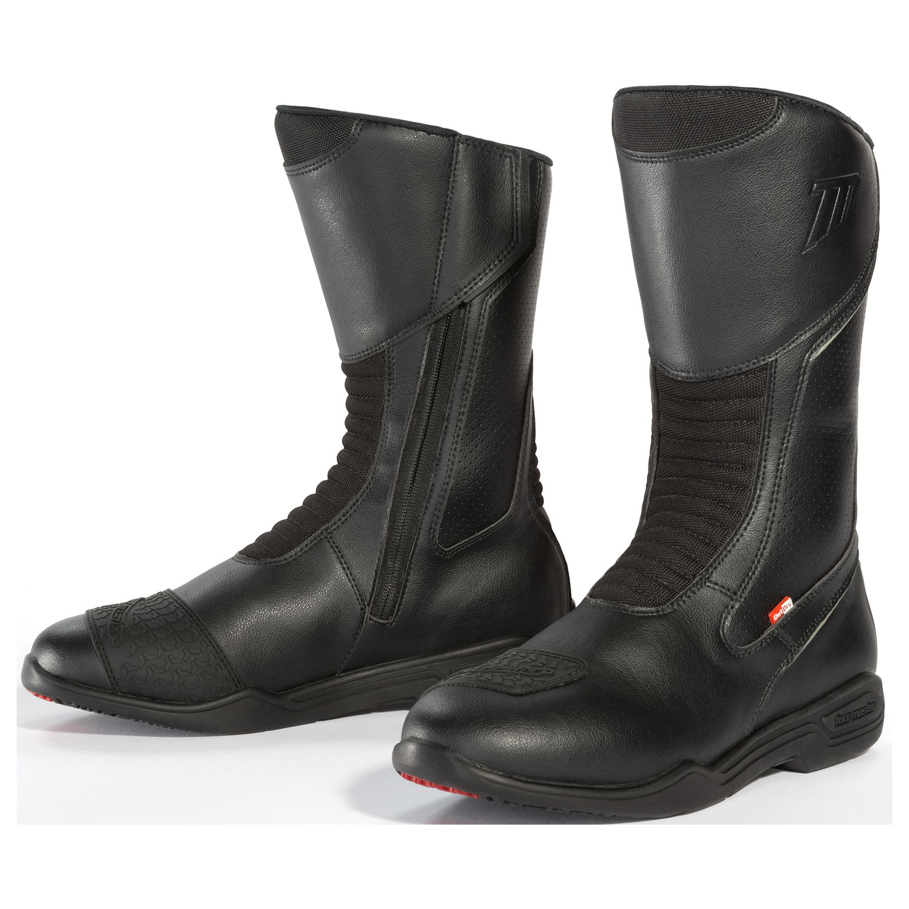 TourMaster Solution 2.0 Cold-Weather WP Road Boots Black, 14W