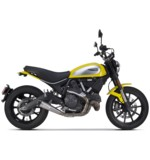 Two Brothers Comp Slip-On Exhaust Ducati Scrambler 2015-2017
