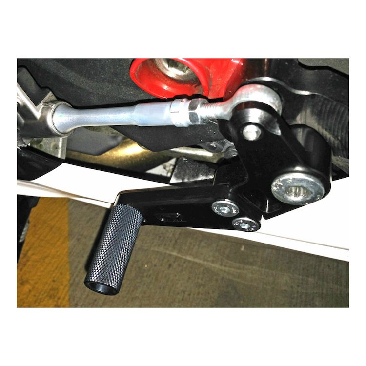 Woodcraft Replacement Shift Pedal Ducati 848 EVO 2011-2013 Black [Previously Installed]