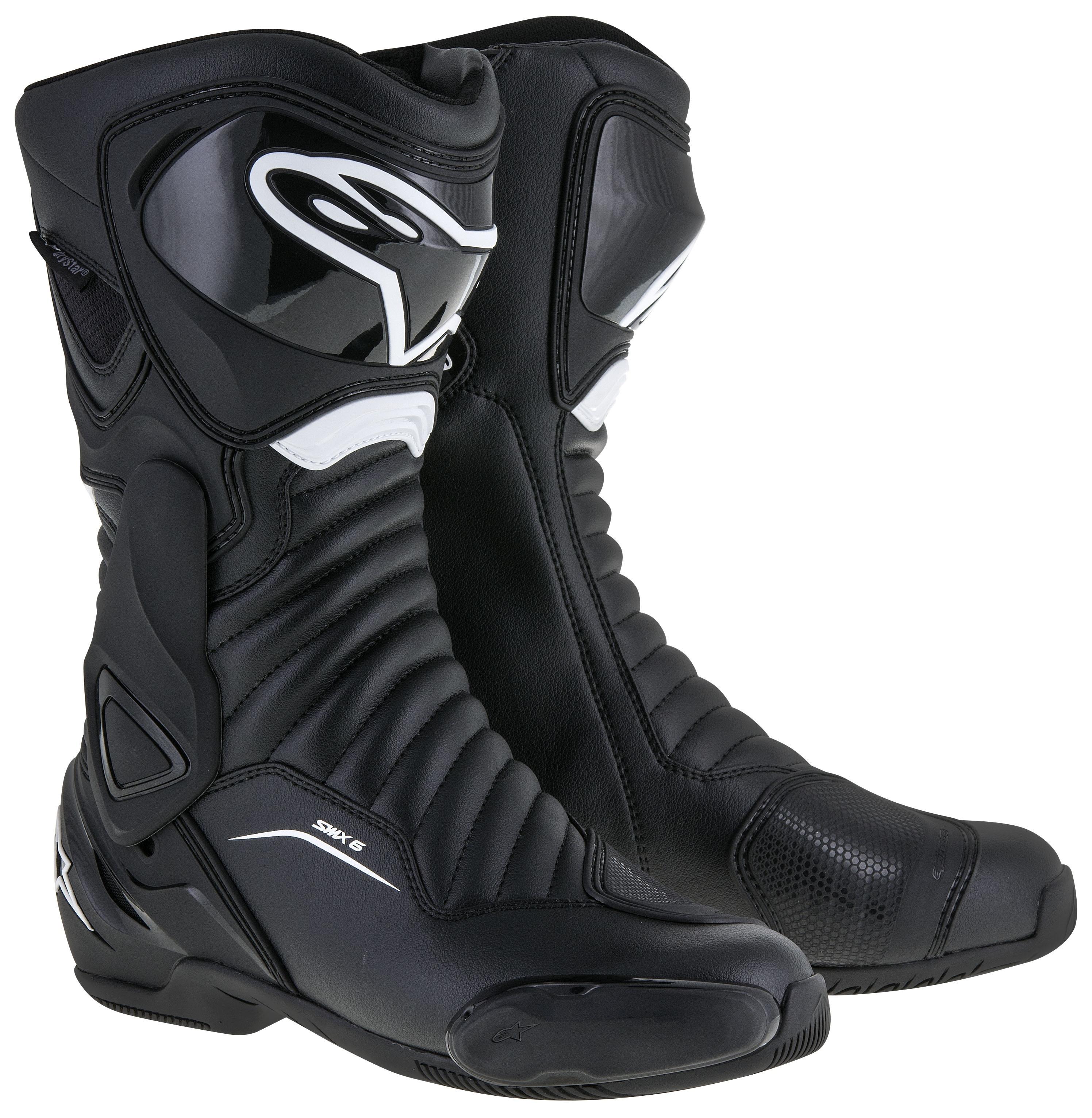 Alpinestars SMX 6 v2 Drystar Boots RevZilla
