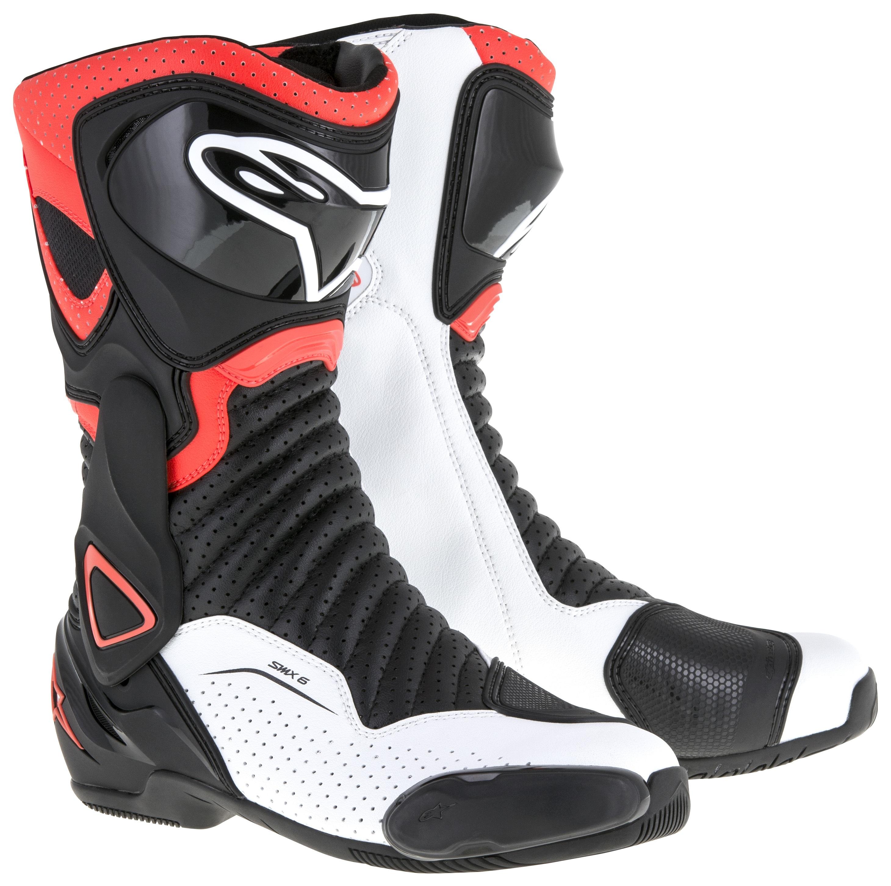 Alpinestars SMX 6 v2 Vented Boots RevZilla