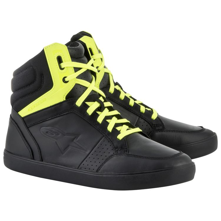 Black/Fluo Yellow