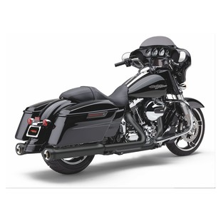 Cobra NH Slip-On Mufflers For Harley Touring 1995-2016