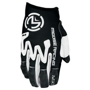 Moose Racing MX1 Gloves Stealth Black / 2XL [Blemished - Very Good]