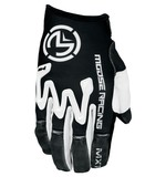 Moose Racing MX1 Gloves Stealth Black / 2XL [Blemished - Very Good]