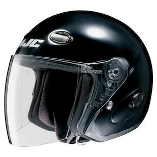 HJC CL-33 Open Face Helmet Black / SM [Demo - Good]