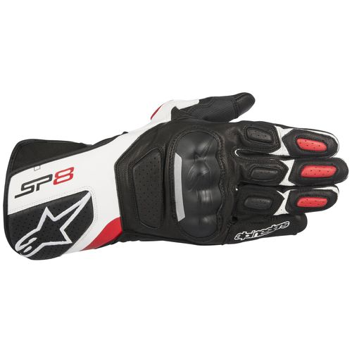 alpinestars sp 8 v2 gloves revzilla. Black Bedroom Furniture Sets. Home Design Ideas