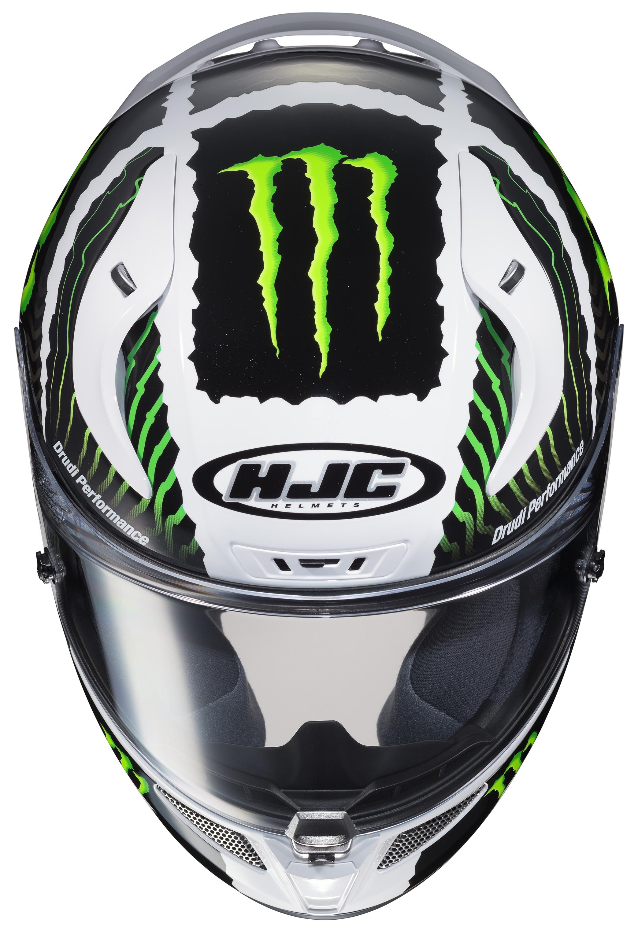 HJC RPHA 11 Pro Monster Military Helmet