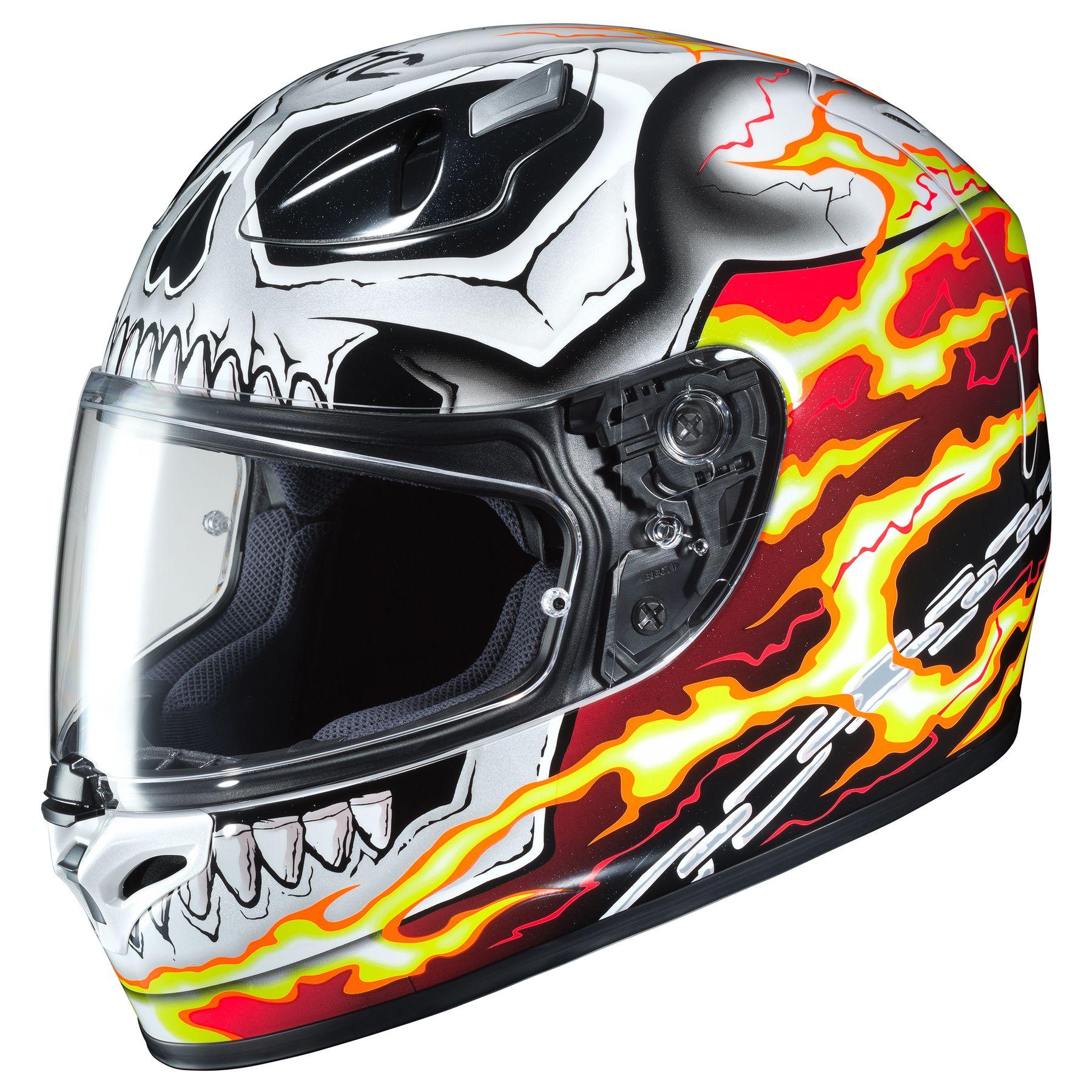 HJC FG-17 Thrust Full Face Helmet Red